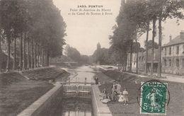 Pontivy - Point De Jonction Du Blavet Et Du Canal De Nantes à Brest - Pontivy