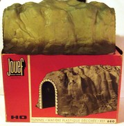 Jouef HO Tunnel Ref. 680 En Boite - Décors