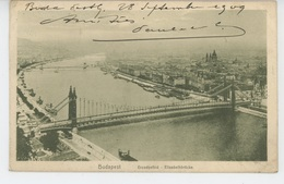 HONGRIE - BUDAPEST - Elisabethbrücke - Hungary