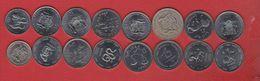 Somalie / Lot De 6 Monnaies - Somalie