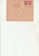 LETTRE AFFRANCHIE N° 412 + N° 515 - OBLITERATION LYON LIBERE 2-9-1944 - Liberation