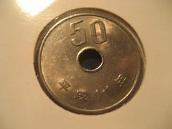 50 (11) JAPAN Coin Nippon - Japan