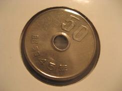 50 (45) JAPAN Coin Nippon - Japon