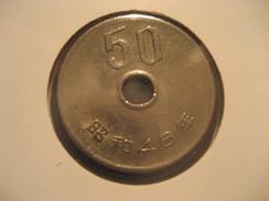 50 (48) JAPAN Coin Nippon - Japon