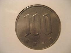 100 JAPAN Coin Nippon - Japan