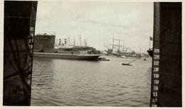LE LAPLAND A ANVERS TE ANTWERPEN     +- 11 *6.50 CM  REAL PHOTOGRAPH BOAT BARCO  BOAT Voilier  Velero  Sailboat - Boats