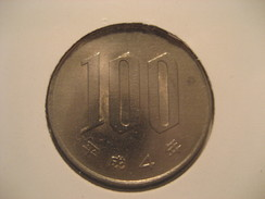 100 (4) JAPAN Coin Nippon - Japan
