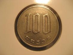 100 (50) JAPAN Coin Nippon - Japan