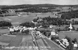CPSM Dentellée - La FERRIèRE (Suisse-Berne) - Vue Aérienne Du Bourg Dans Les Années 50 - BE Berne