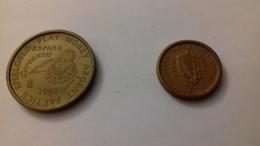 2 MONNAIES FACTICES EN EURO - Altre Collezioni