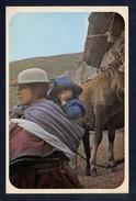 Ecuador. Prov. Del Cañar. *Nativa De La Provincia Del Cañar* Circulada 1975. - Ecuador