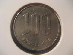 100 (54) JAPAN Coin Nippon - Japan