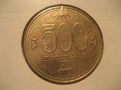 500 JAPAN Coin Nippon - Japan