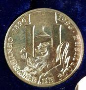 25 Euros De Lyon Argent 1996 - Euros Of The Cities