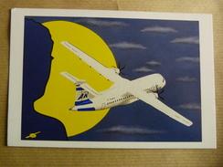 ATR 72   CARTE MEDECIN SANS FRONTIERE - 1946-....: Moderne