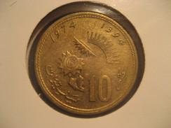 10 1974 MOROCCO Coin Maroc Marruecos - Morocco
