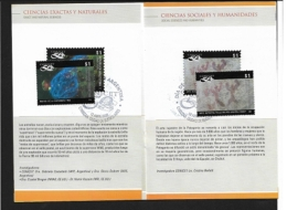 ARGENTINA 2008 Agricultural Sciences, Engineering And Material Mechanics   BOOKLET - Booklets
