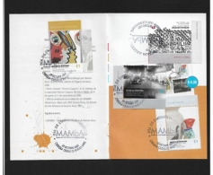 ARGENTINA 2007 Argentine Contemporary Art   BOOKLET  4 Stamps - Booklets