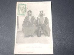 DJIBOUTI - Carte Postale De Djibouti , Types De Chefs Arabes , Voyagé En 1910 - L 11178 - Gibuti