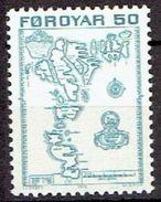 FAROE ISLANDS  #   FROM 1975 STAMPWORLD 3** - Féroé (Iles)