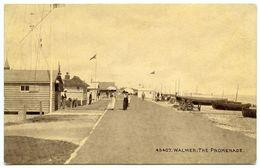 DOVER : WALMER - THE PROMENADE - Dover