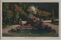 Bern - Weltpostdenkmal - Photoglob - BE Bern