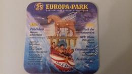 SOUS BOCK KRONEN - EUROPA PARK 25 ANS - Sous-bocks