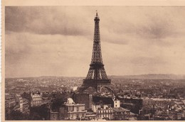 PARIS. LA TOUR EIFFEL. ED YVON. FRANCE-BLEUP - Tour Eiffel