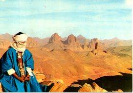 ALGERIE. Carte Postale Neuve. Le Hoggar/L'homme Bleu. - Algeria