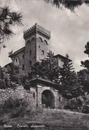 CARTOLINA - POSTCARD - NUORO - CASTELLO ANTONIETTA - Nuoro