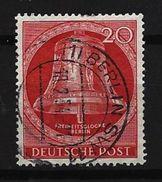 BERLIN - Mi-Nr. 103 Freiheitsglocke Gestempelt - Berlin (West)