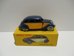 DINKY TOYS ATLAS  : PEUGEOT 402 Taxi - Autres Collections