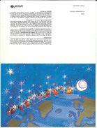 UNICEF Postcard - Scout De Suisse. New Year / Bonne Annee Scouting - Pfadfinder-Bewegung