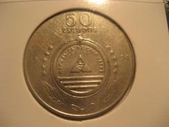 50 Escudos 1994 CAPE VERDE Coin Cap-Vert Cabo Verde - Cap Vert