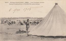 TIAROYE  , Prés DAKAR     SENEGAL  Les Troupes Noires - Camp D'instruction à TIAROYE - Senegal