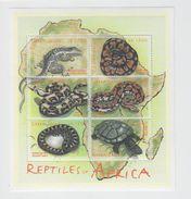 Sierra Leone YV 478/1 FDC 2003 Reptiles - Reptiles & Batraciens