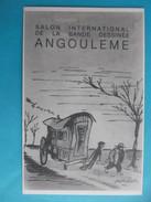 16 :ANGOULEME : SALON INTERNATIONAL De La B.D.en 1980, C.P.M.,carte En Très Bon état, - Angouleme