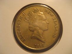 One Dollar 1991 NEW ZEALAND Coin Nouvelle Zelande - Nouvelle-Zélande