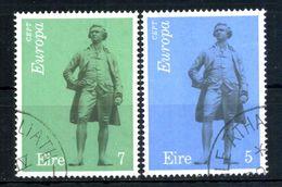 1974 IRLANDA SET USATO - 1949-... Repubblica D'Irlanda