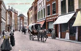 MIDDELBURG - Lange Delft, Gel.1907 - Middelburg