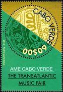 Cape Verde - 2016 - Transatlantic Music Fair - Mint Stamp - Cape Verde