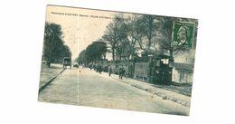 Carte Postale Ancienne De ANTONY-Route D'Orléans - Antony