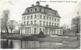 WIELSBEKE - Voorzicht Kasteel M. Vander Bruggen - Gelopen, Verstuurd In 1908 - Wielsbeke