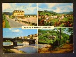 LOMBARDIA -BERGAMO -ALMENNO SAN SALVATORE -F.G. LOTTO N°618 - Lecco