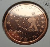 ===== 5 Cent Slovénie 2009 état BU ===== - Slovenia