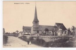 Seine-Maritime - Grèges - L'église - France
