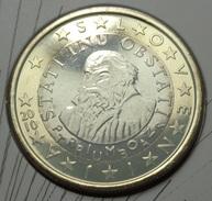 ===== 1 Euro Slovénie 2010 état BU ===== - Slovénie