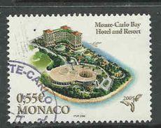 Monaco Yv 2506 Année 2005, Oblitéré, Voir Scan - Monaco