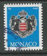 Monaco Yv 2826 Année 2012, Oblitéré, Voir Scan - Used Stamps