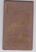 POCHETTE LE GRAND PAQUEBOT NORMANDIE 10 Cartes Postale Chapelle, Grand Hall, Fumoir, Grand Salon Etc Neuves - Paquebote